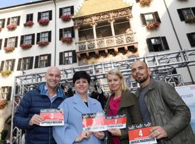 Eventagentur Companycode bringt Grazathlon nach Innsbruck