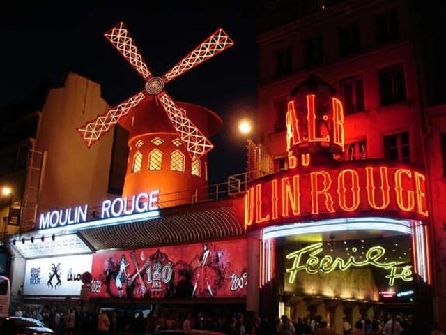 La septième fois à Paris