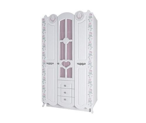 Шкаф 3-х створчатый «Розалия 25»