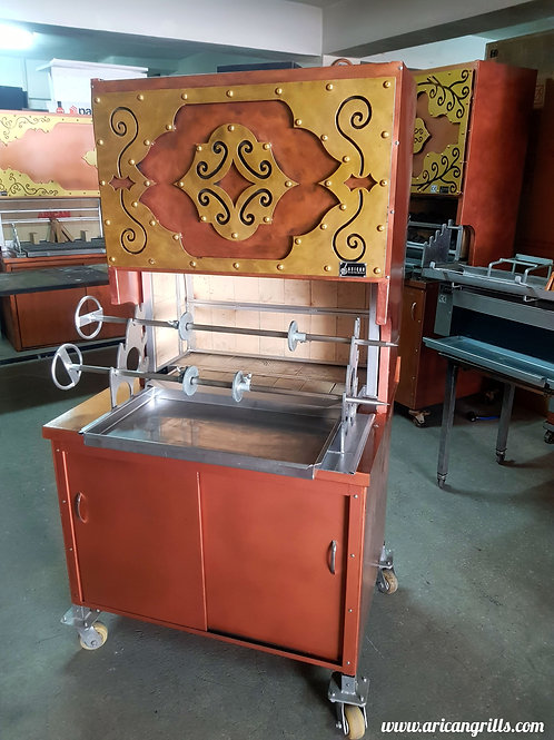 Horizontal Shawarma Doner Machine