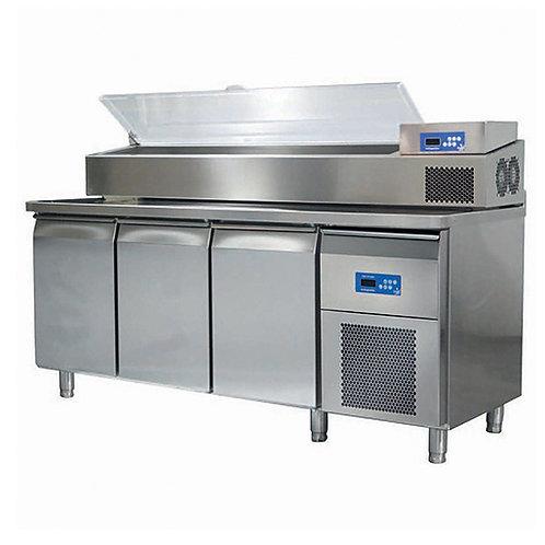 Refrigerators & Salad Bar Machine