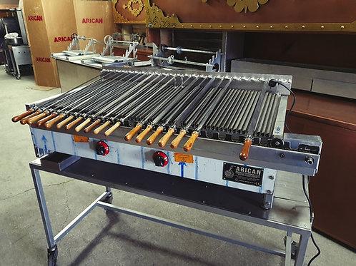 Automatic Lava Stone Grill Kebab Machine