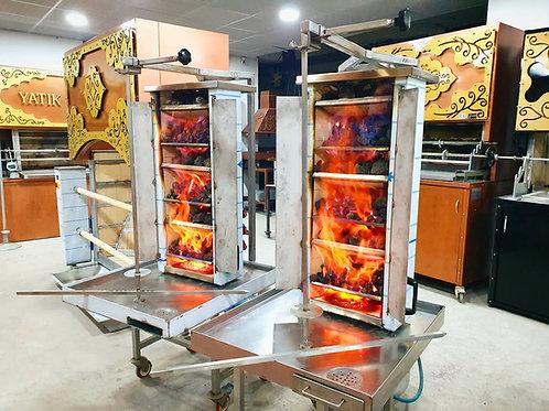 Gas&Lava Stone Vertical Shawarma Doner Grill Machine