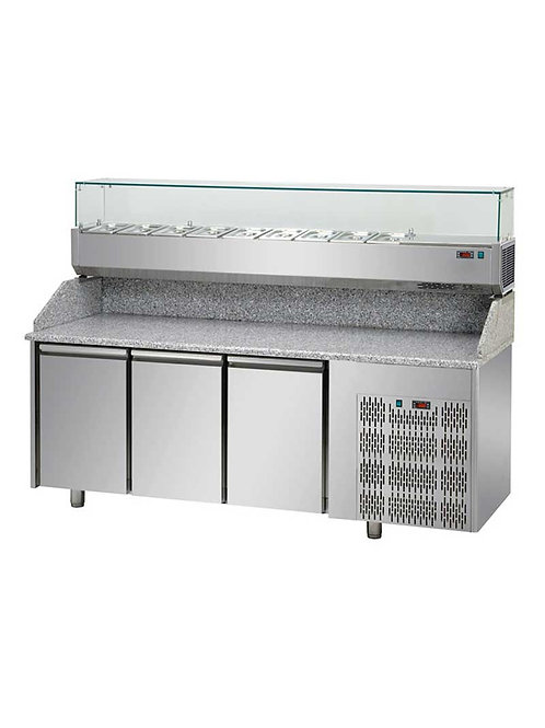 Refrigerators & Salad Bar Machine