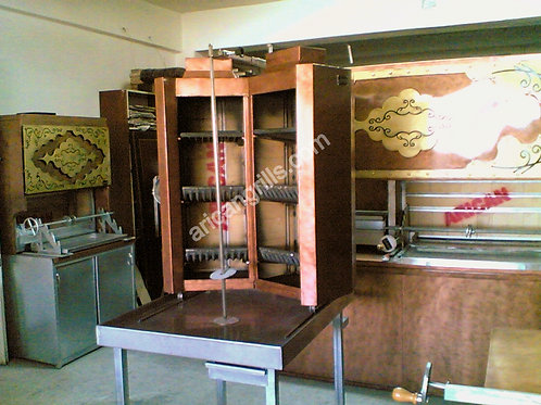 Vertical Kebab Doner Machine