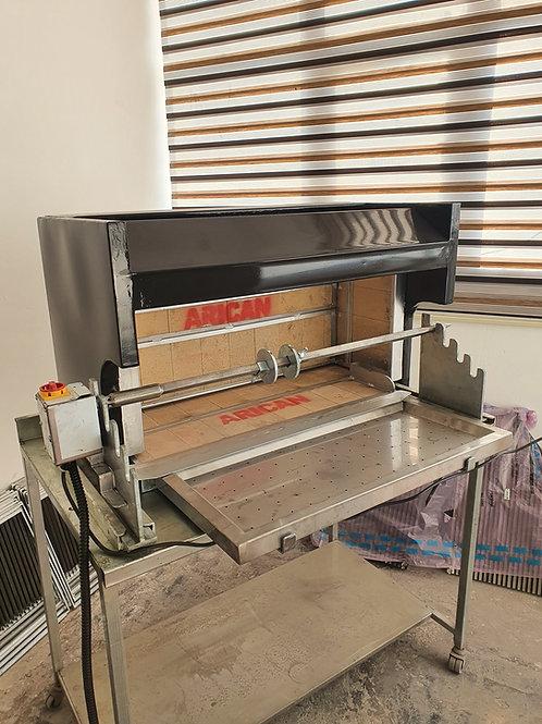 Automatic Horizontal Shawarma Doner Kebab Machine Portable