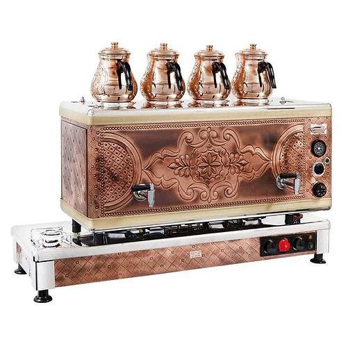 Samovar Teapot Machine
