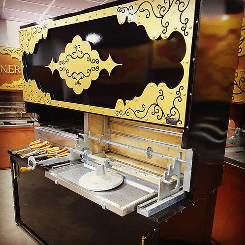 Horizontal Shawarma Yatık Doner Cağ Kebab Machine