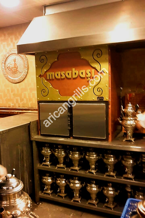 Charcoal Grills Barbecue for Samovar