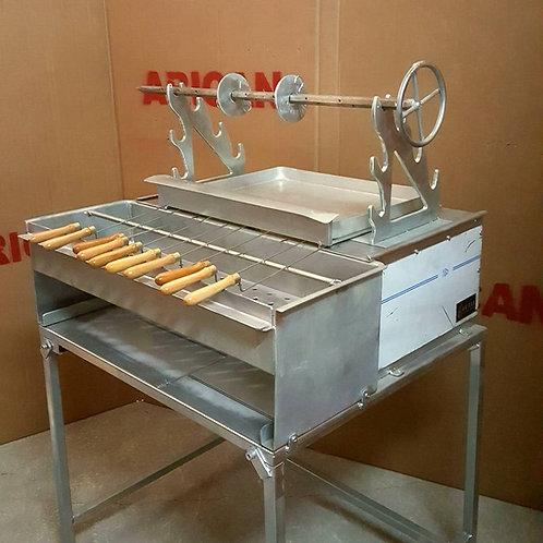 Horizontal Shawarma Mechanism
