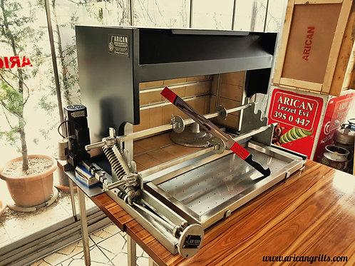 Automatic Horizontal Doner Gyros Shawarma Mechanism