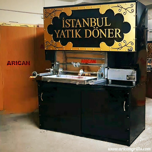 Horizontal Doner Machine