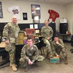 Modesto Army Recruiters Office