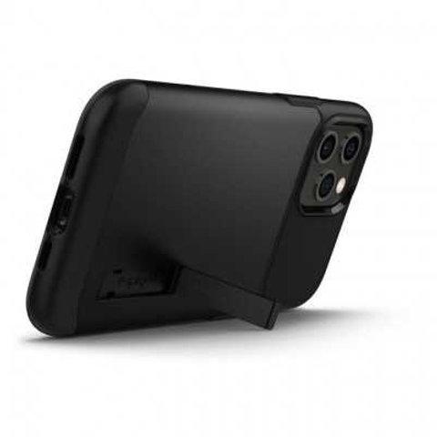 Spigen Case Slim Armor iPhone 12 / 12 Pro Black