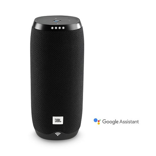 JBL Speaker Link 20 voice Activated Black