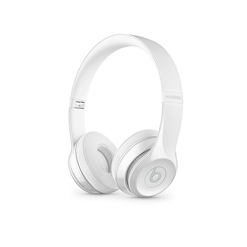 BEATS SOLO 3  Gloss White