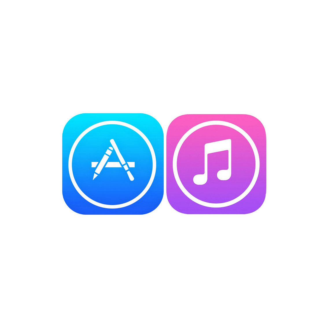 iCloud  / App Store /  iTunes