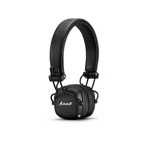 Marshall Major III On Ear Bluetooth - Black