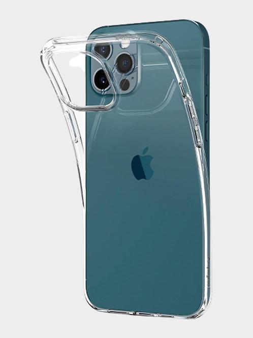 Spigen Case Crystal Flex iPhone12 Pro MAX Crystal Clear