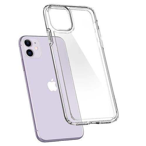 Spigen Case Crystal Hybrid Crystal Clear for iPhone 11