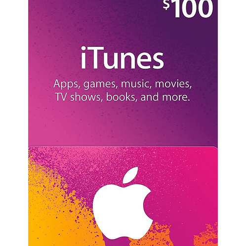 Apple App Store Gift Card $100