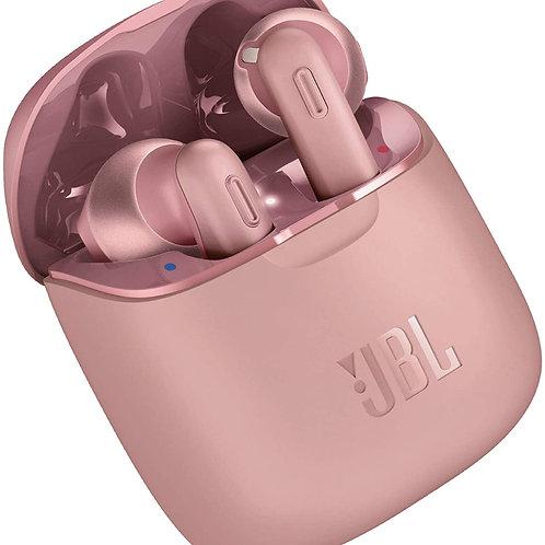 JBL Tune 220 True Wireless earbuds Pink