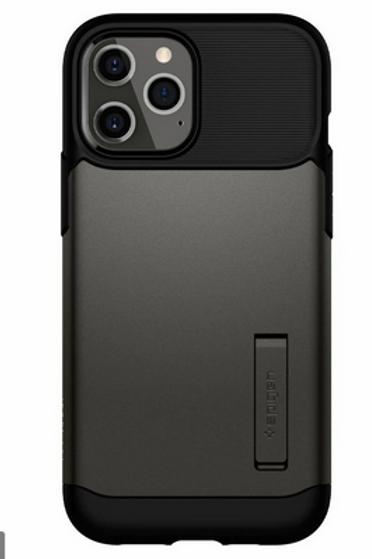 Spigen Case Slim Armor Gunmetal for iPhone12 Pro MAX