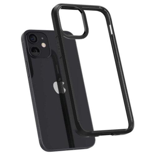 Spigen Case Crystal Hybrid iPhone 12 Mini Matte Black