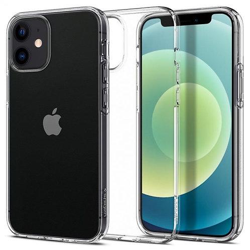 Spigen Case Crystal Flex iPhone 12 Mini Crystal Clear
