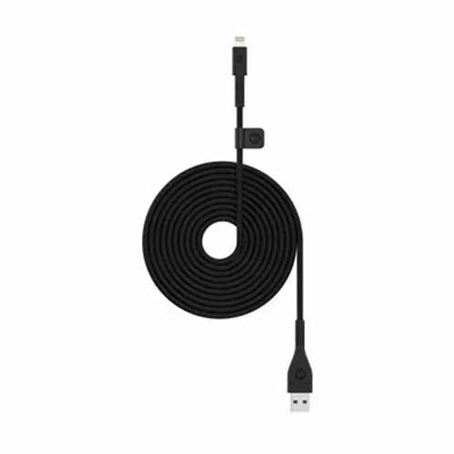 Mophie Cable Pro Lightning 1,2 mtr -  Black