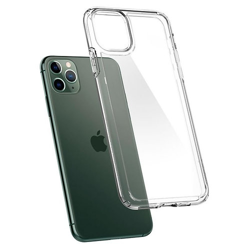 Spigen Case Crystal Hybrid Crystal Clear for iPhone 11 Pro