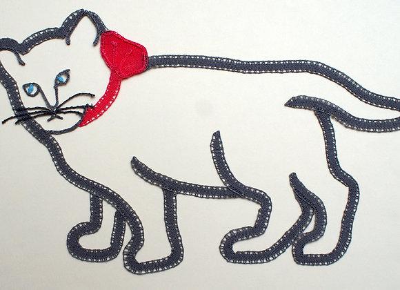 Le chat - Patron uniquement