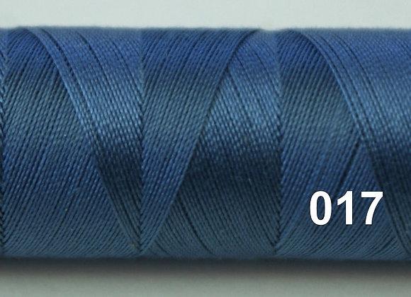 Coloris 17 - Bleu toile