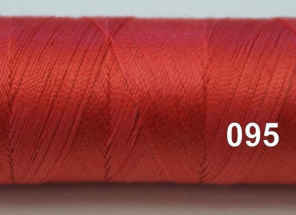 Coloris 95 - Rouge feu