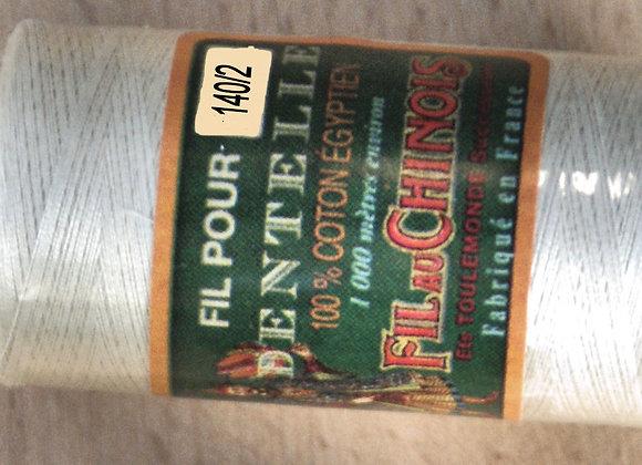 Coton égyptien 140/2 - Ecru