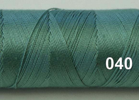 Coloris 40 - Saphir clair