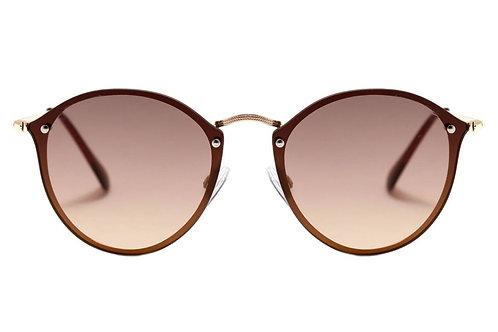 Óculos de sol  Clássico Round- Atitude