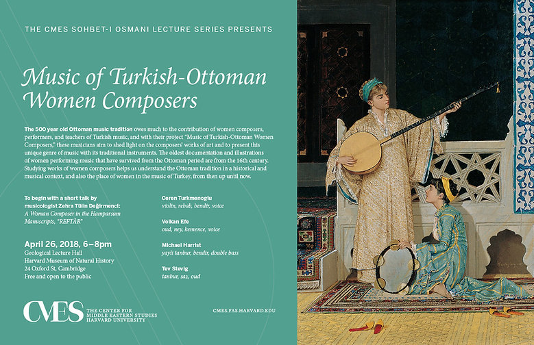 Ottoman Turkish Women Composers
