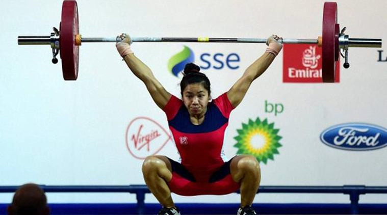Source: http://indianexpress.com/sports/rio-2016-olympics/saikhom-mirabai-chanu-profile-48kg-weightlifting-2907393/