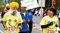 The world's oldest marathoner: India's Turbaned Tornado
