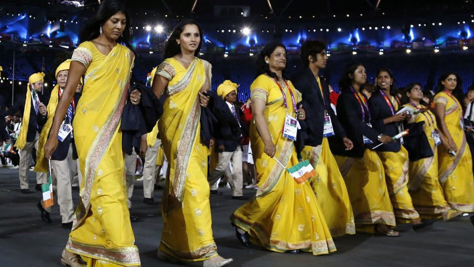 Source: https://www.hindustantimes.com/other-sports/india-to-dump-sari-for-trousers-at-2018-commonwealth-games-opening-ceremony/story-KovzTOcEceqh76jwqxmSVM.html