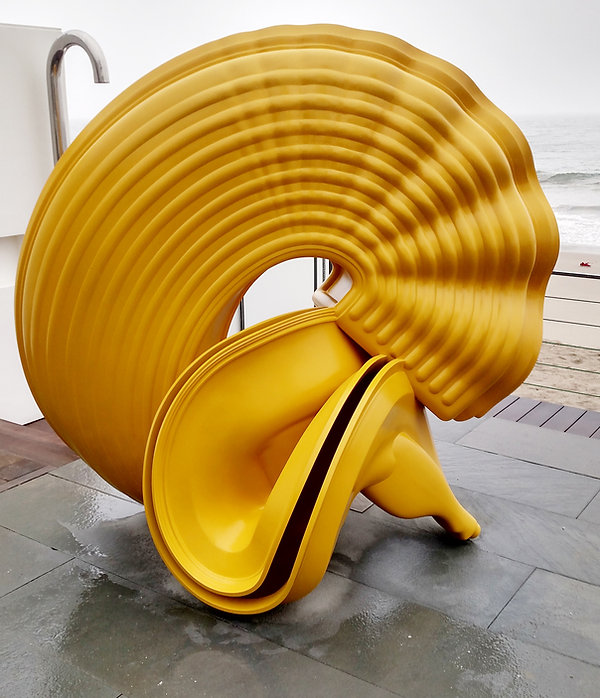 Tony Cragg, Outspan sculpture