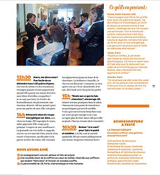 Magazine Echos Coiffure: La Trichothérapy