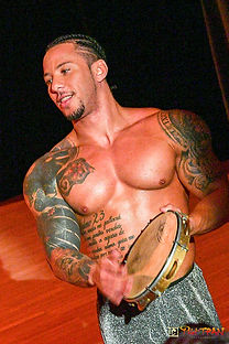 capoeira danseur brésilien