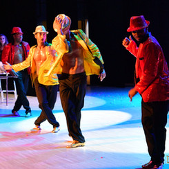 danseurs brésiliens