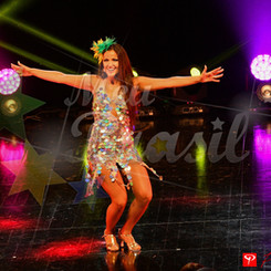 danseuse brésilienne