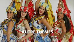 spectacle tropical caraïbes Antilles tour du monde show d'été