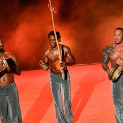 instruments capoeira