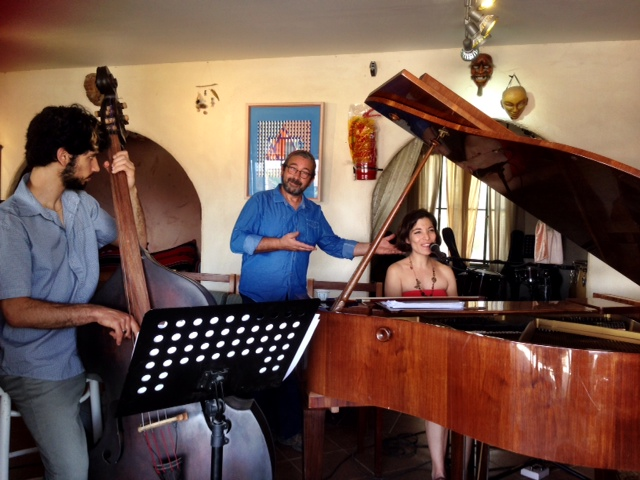Tamuz Nissim at Studio Tobiana