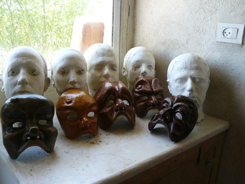 Masks  by Tobiana